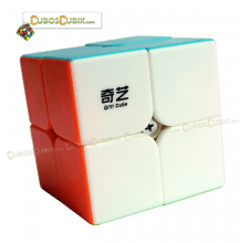 Cubos Rubik MoFangGe 2x2 QiDi Colored