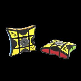 Cubos Rubik MFG QiYi Spinner Negro