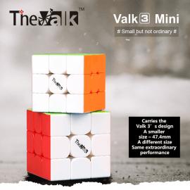 Cubo Rubik MoFangGe 3x3 The Valk 3 Mini Colored