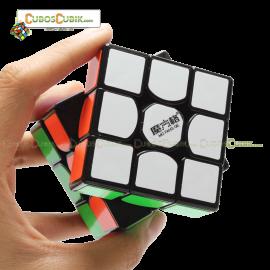 Cubo Rubik MoFangGe 3x3 ThunderClap V2 Negro