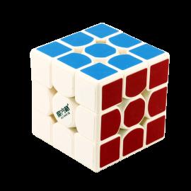 Cubo Rubik MoFangGe 3x3 ThunderClap V2 Base Blanca