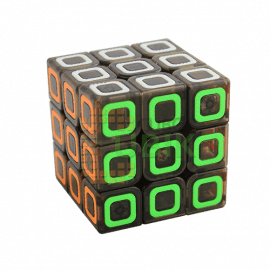 Cubo Rubik MoFangGe 3x3 Dimension Base Humo