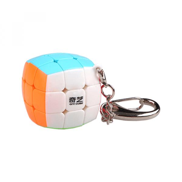 Cubos Rubik Llavero QiYi 3x3  30 mm