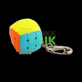 Cubos Rubik QiYi Llavero  3x3 30 mm
