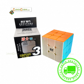 Cubos Rubik MFG Warrior 3x3 Colored Envío Gratis Redpack