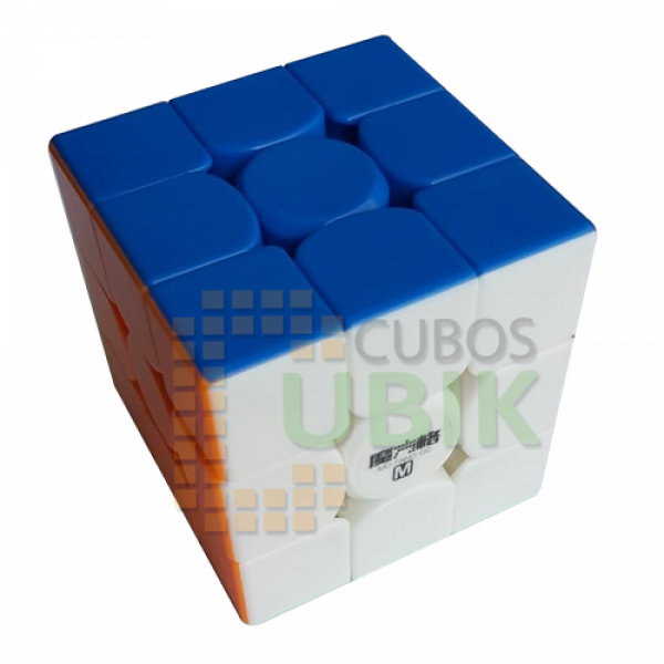 Cubos Rubik MFG WuWei 3x3 M Colored