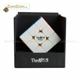 Cubo Rubik MoFangGe 3x3 The Valk 3 Power Colored