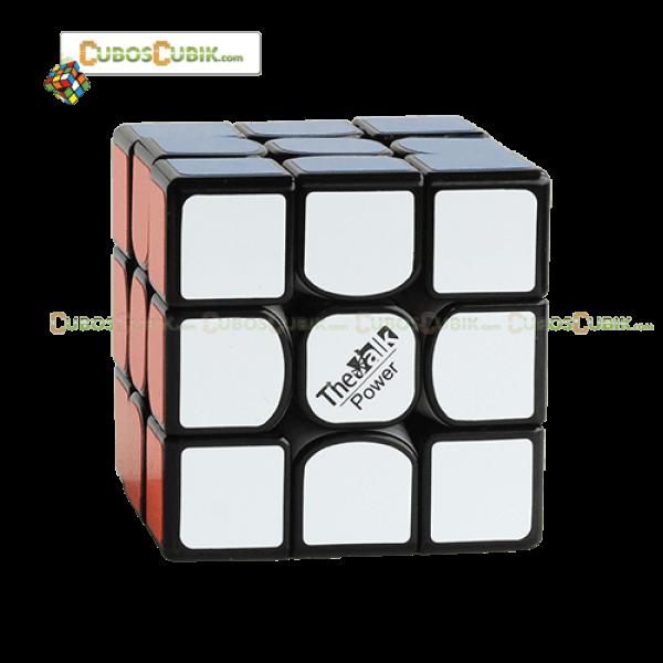 Cubo Rubik MoFangGe 3x3 The Valk 3 Power Base Negra