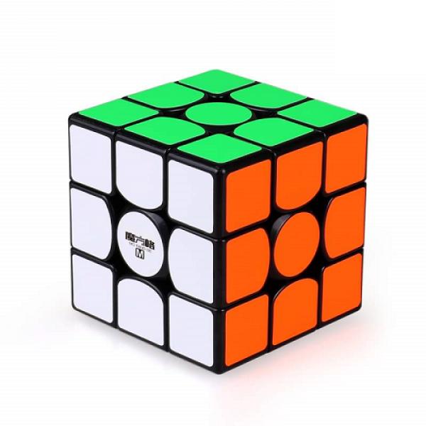 Cubos Rubik MFG WuWei 3x3 M Negro