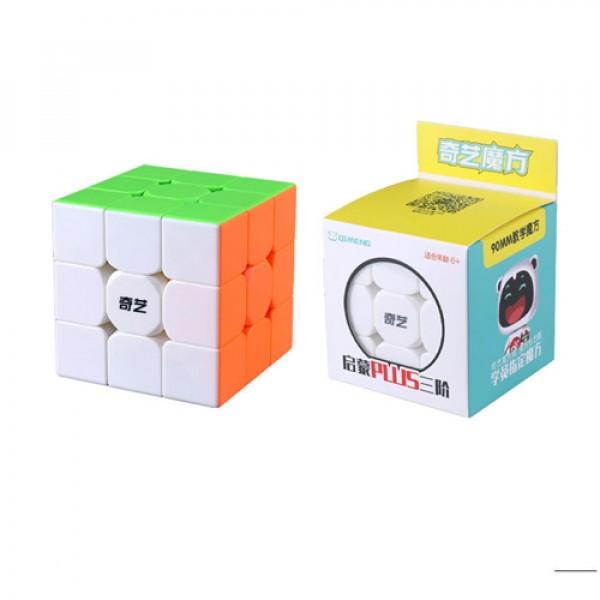 Cubo Rubik Qiyi Qimeng Plus 9 cm Colored