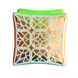 Cubos Rubik Qiyi DNA 3x3 Concavo Colored