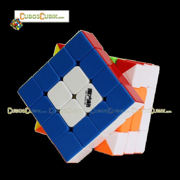 Cubo Rubik MoFangGe 4x4 ThunderClap 6.0 Colored