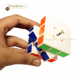 Cubo Rubik MoFangGe 3x3 The Valk 3 Base Blanca