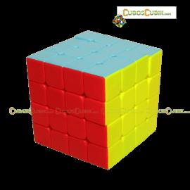 Cubos Rubik MoFangGe QiYi QiYuan 4x4 Colored
