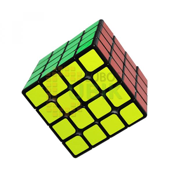 Cubos Rubik MFG 4x4 The Valk4 Standar M Negro