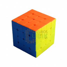 Cubos Rubik MoFangGe Wuque Mini 4x4 Colored