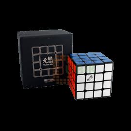 Cubos Rubik MoFangGe Wuque Mini 4x4 Negro