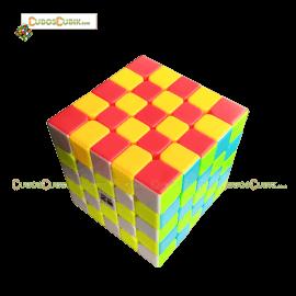 Cubos Rubik MoFangGe QiYi QiZheng 5x5Colored