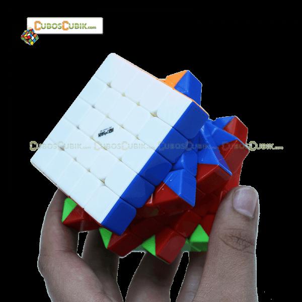 Cubos Rubik MoFangGe WuShuang 5x5 Colored