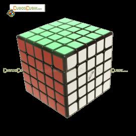 Cubos Rubik MoFangGe WuShuang 5x5 Negro