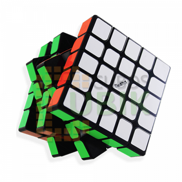 Cubos Rubik MFG 5X5 The Valk5 M Negro