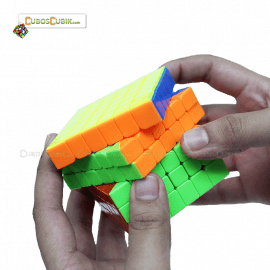 Cubos Rubik MoFangGe WuHua 6x6 Colored