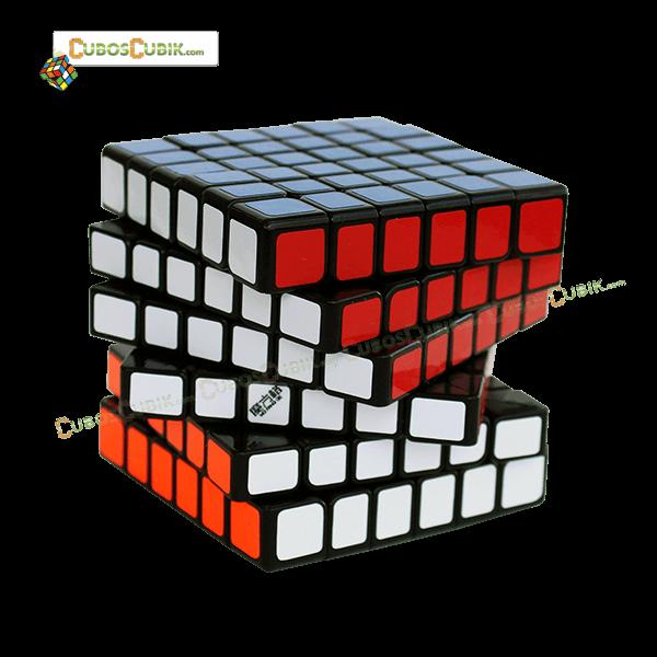 Cubos Rubik MoFangGe WuHua V2 6x6 Negro