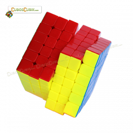 Cubos Rubik MoFangGe WuHua V2 6x6 Colored