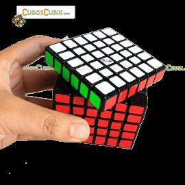 Cubos Rubik MoFangGe WuHua 6x6 Negro