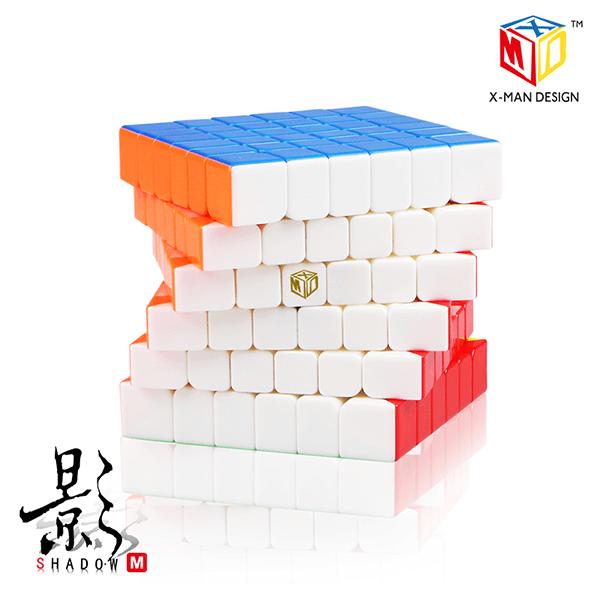 Cubos Rubik MoFangGe Shadow M 6x6 Colored