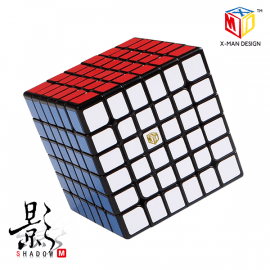 Cubos Rubik MoFangGe Shadow M 6x6 Negro