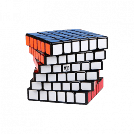 Cubos Rubik MoFangGe Shadow 6x6 Negro