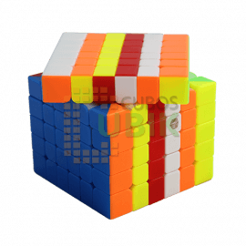 Cubos Rubik MoFangGe Shadow M 6x6 Colored