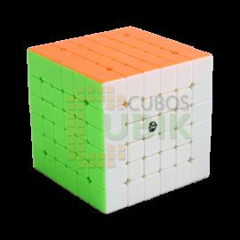 Cubos Rubik MoFangGe Shadow 6x6 Colored