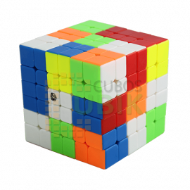 Cubos Rubik MoFangGe Shadow 6x6 Colored