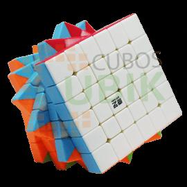 Cubos Rubik MoFangGe QiYi QiFan 6x6 Colored