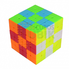Cubos Rubik Qiyi QiFang S2 6x6 Colored