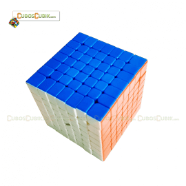 Cubos Rubik MoFangGe WuJi 7x7 Colored