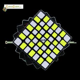 Cubos Rubik MoFangGe WuJi 7x7 Negro