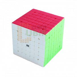 Cubos Rubik MoFangGe QiYi QiXing 7x7 Colored