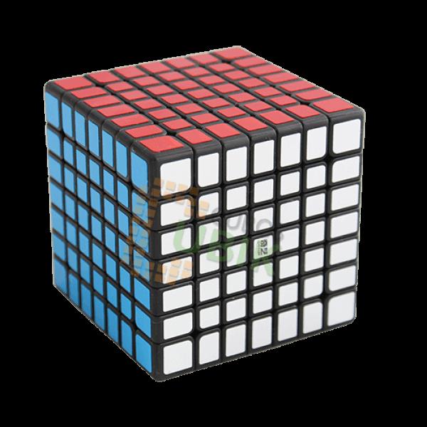 Cubos Rubik MoFangGe QiYi QiXing 7x7 Negro