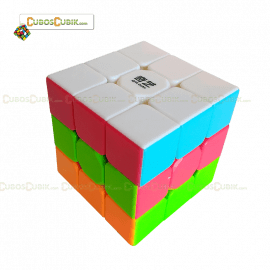 Cubos Rubik MFG Warrior 3x3 Colored Envío Gratis