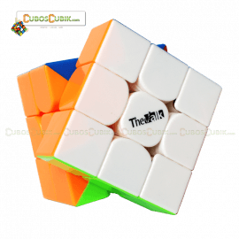 Cubo Rubik MoFangGe 3x3 The Valk 3 Colored