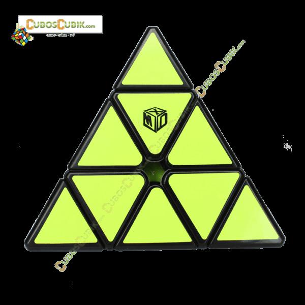 Cubos Rubik MoFangGe Pyraminx Magnetic Base Negra