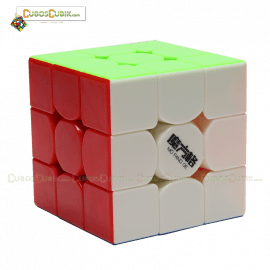 Cubo Rubik MoFangGe 3x3 ThunderClap V2 Colored