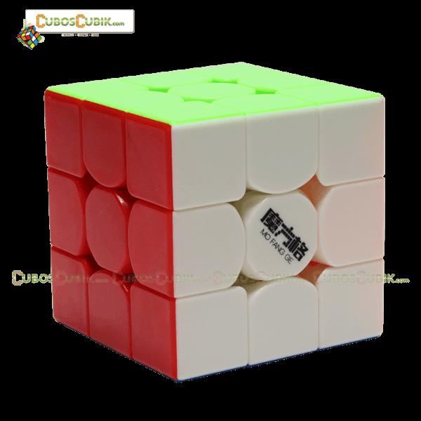 Cubo Rubik MoFangGe 3x3 ThunderClap V2 Colored