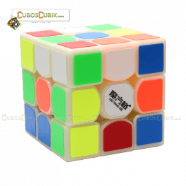Cubo Rubik MoFangGe 3x3 ThunderClap V2 Base Milk