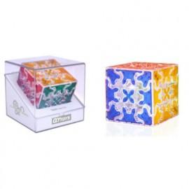 Cubos Rubik Qiyi Gear 3x3 Transparente