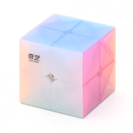 Cubos Rubik QiYi Jelly 2x2 Qidi