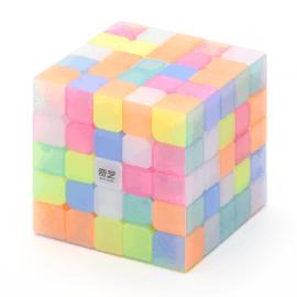 Cubos Rubik QiYi Jelly 5x5 Qizheng